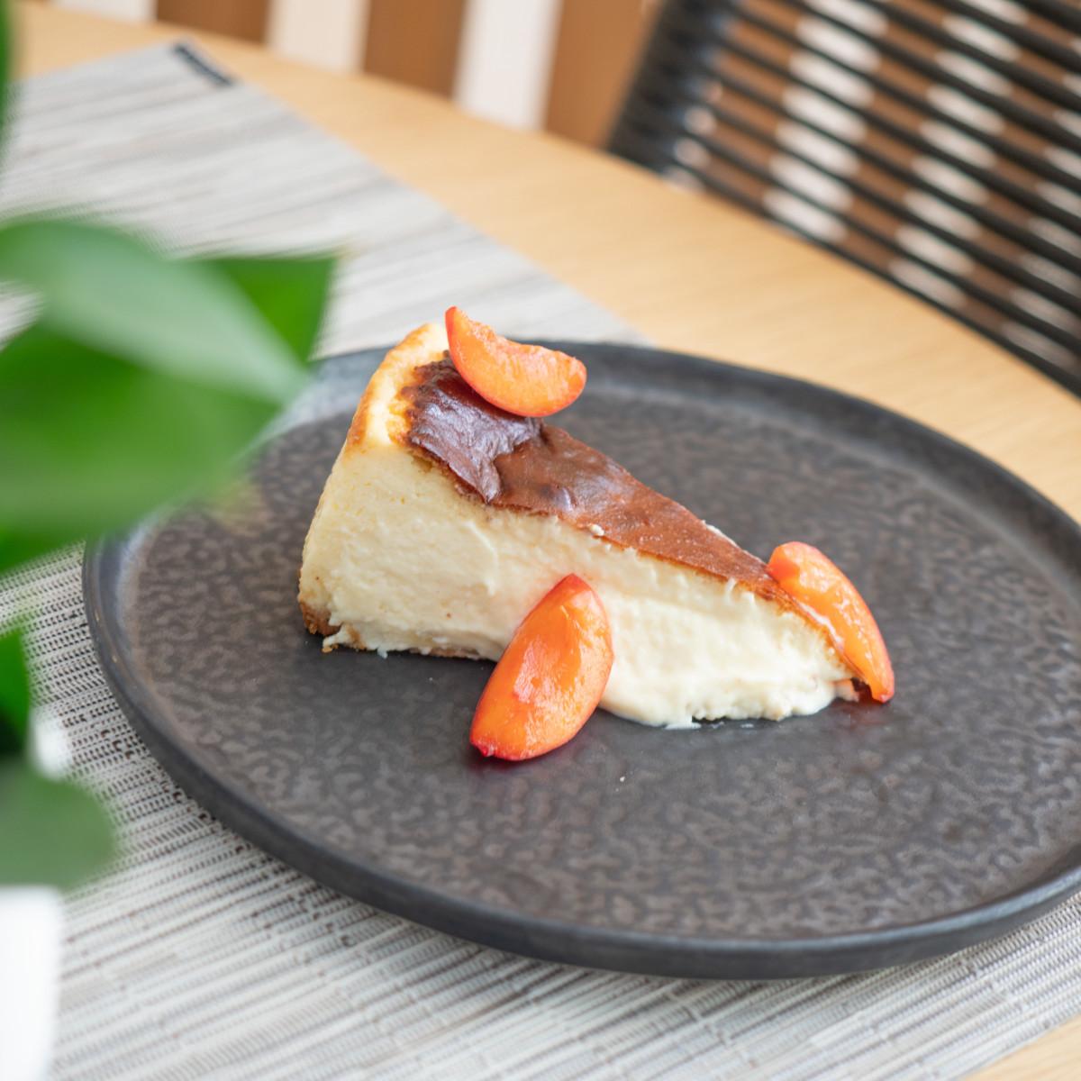Pastel de queso: nuestro coulant de queso de siempre, con nuevo look