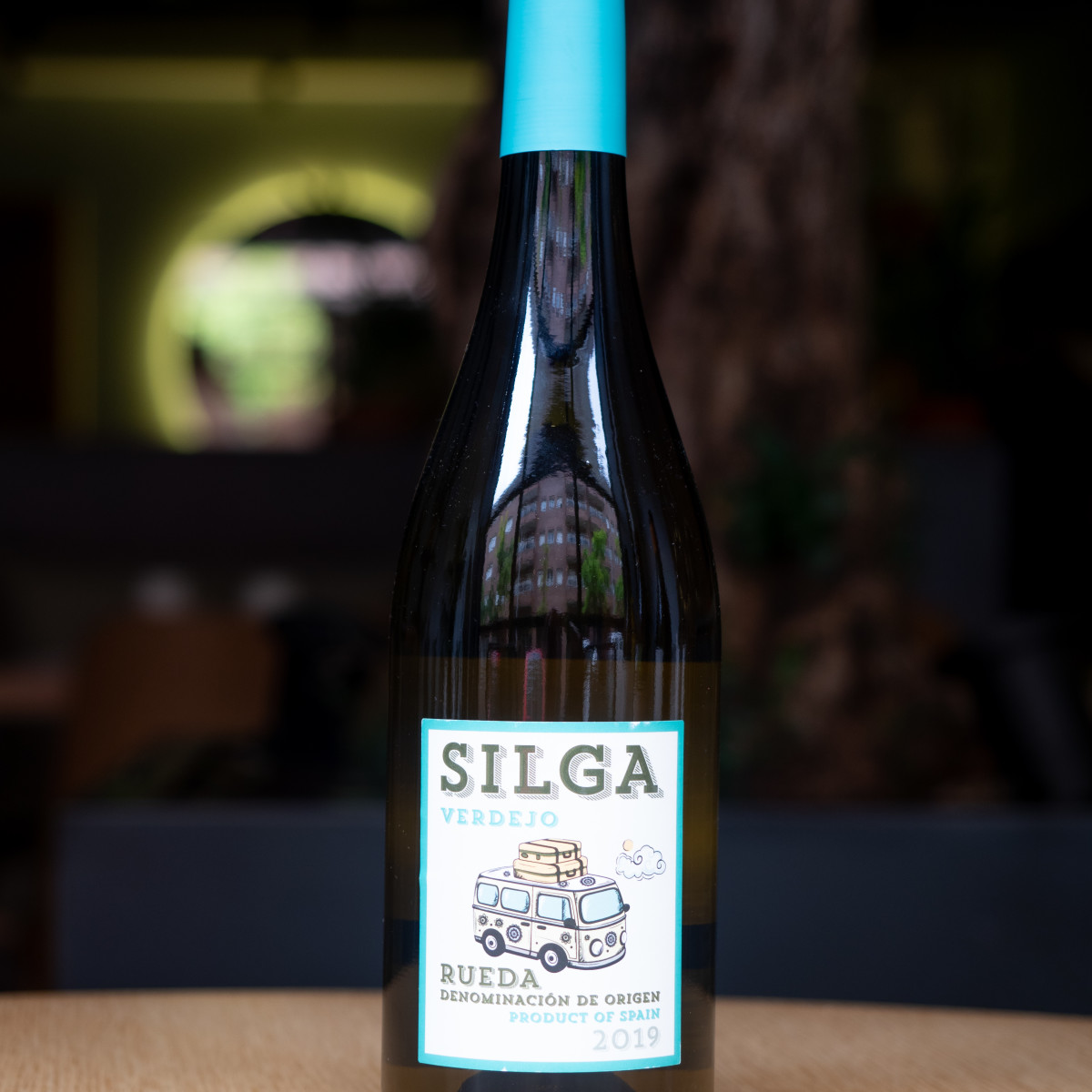 Silga: verdejo. DO Rueda